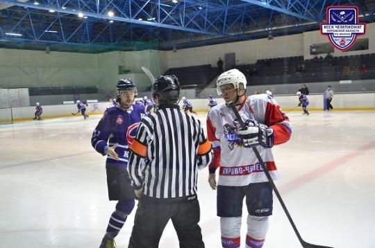 Любительский хоккей в Кировской области выходит на новый уровень