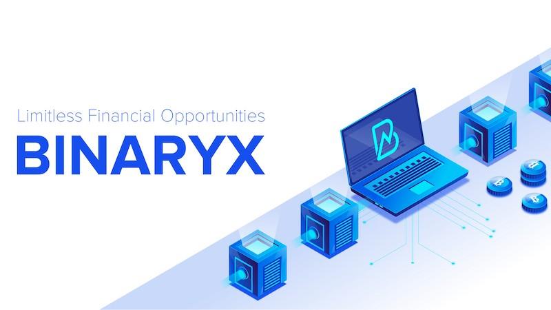 Все о бирже Binaryx для вашего успешного трейдинга